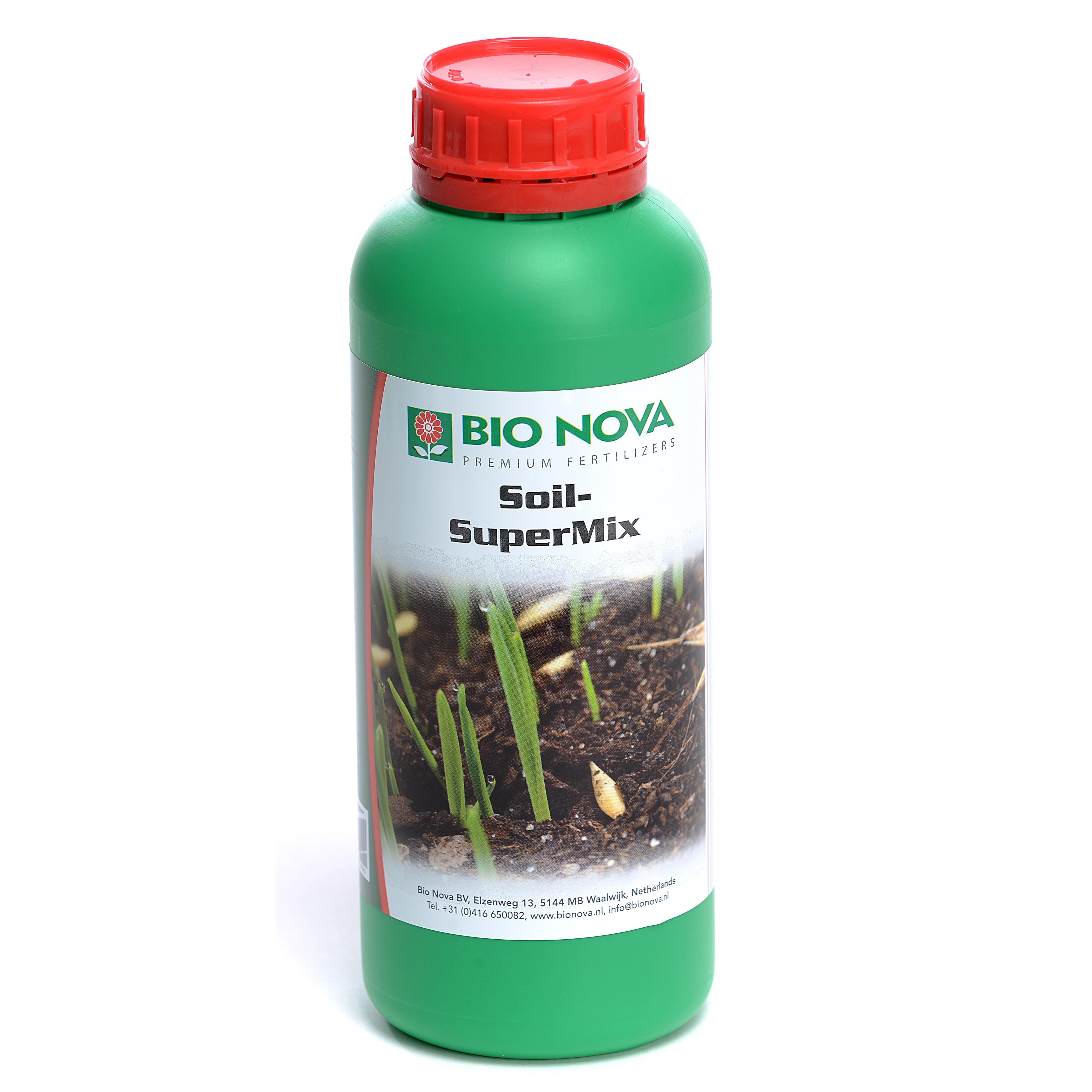 Bio Nova BN Soil SuperMix 1 Liter