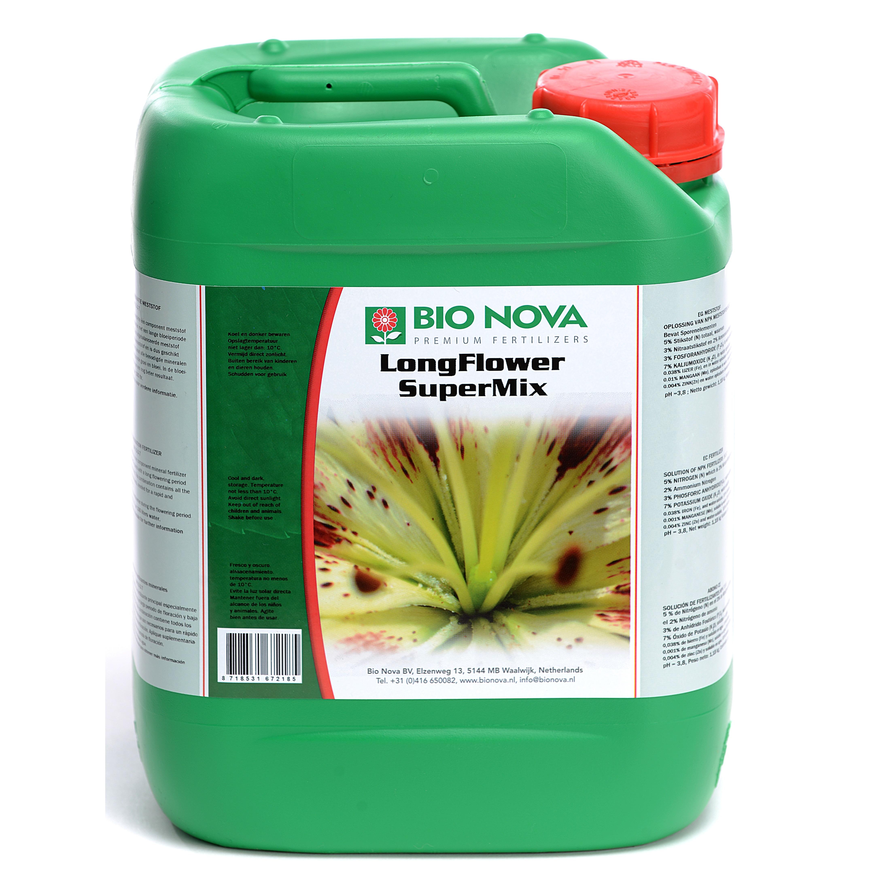 Bio Nova BN LongFlower SuperMix 5 Liter