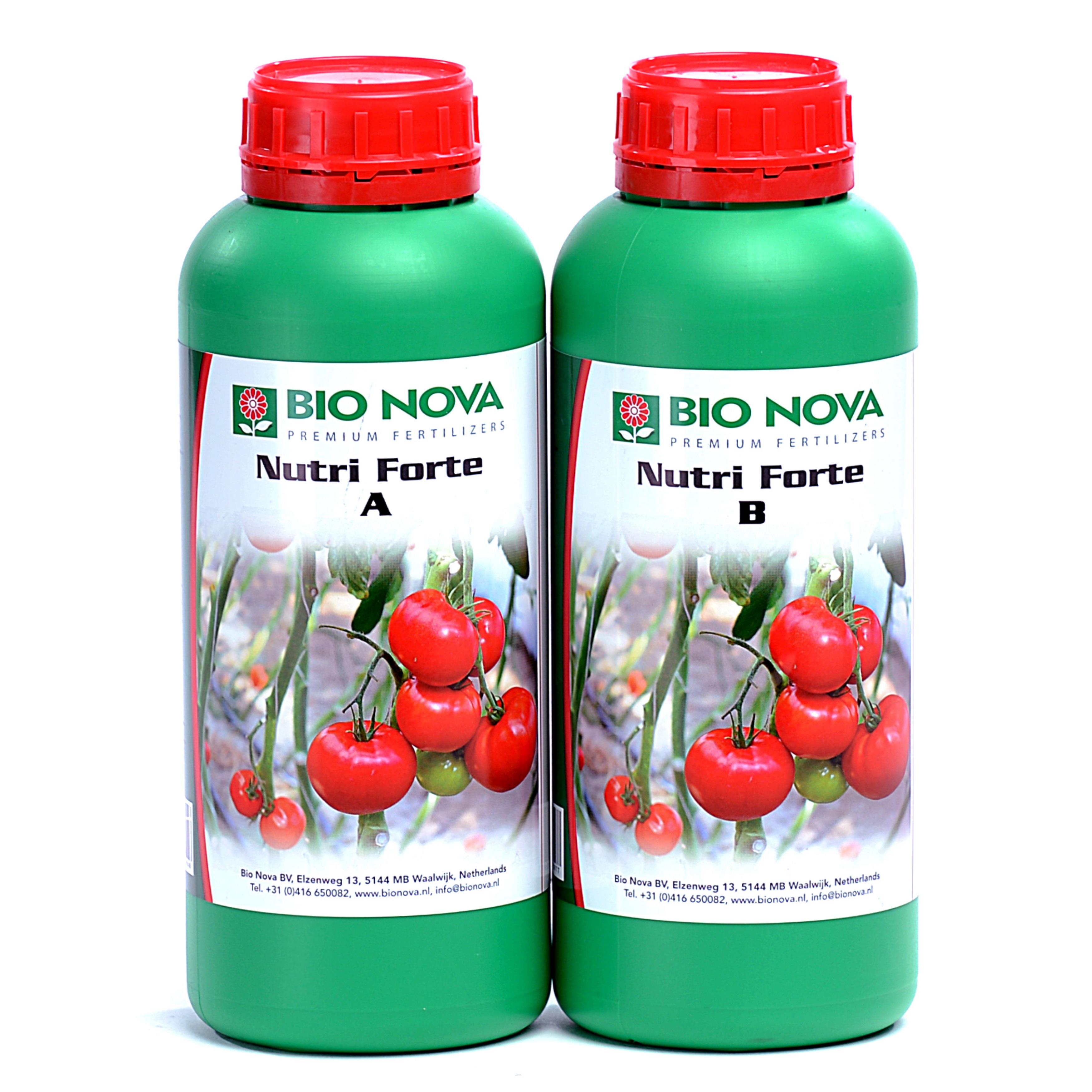 Bio Nova BN Nutri Forte A+B Hydro 1 Liter