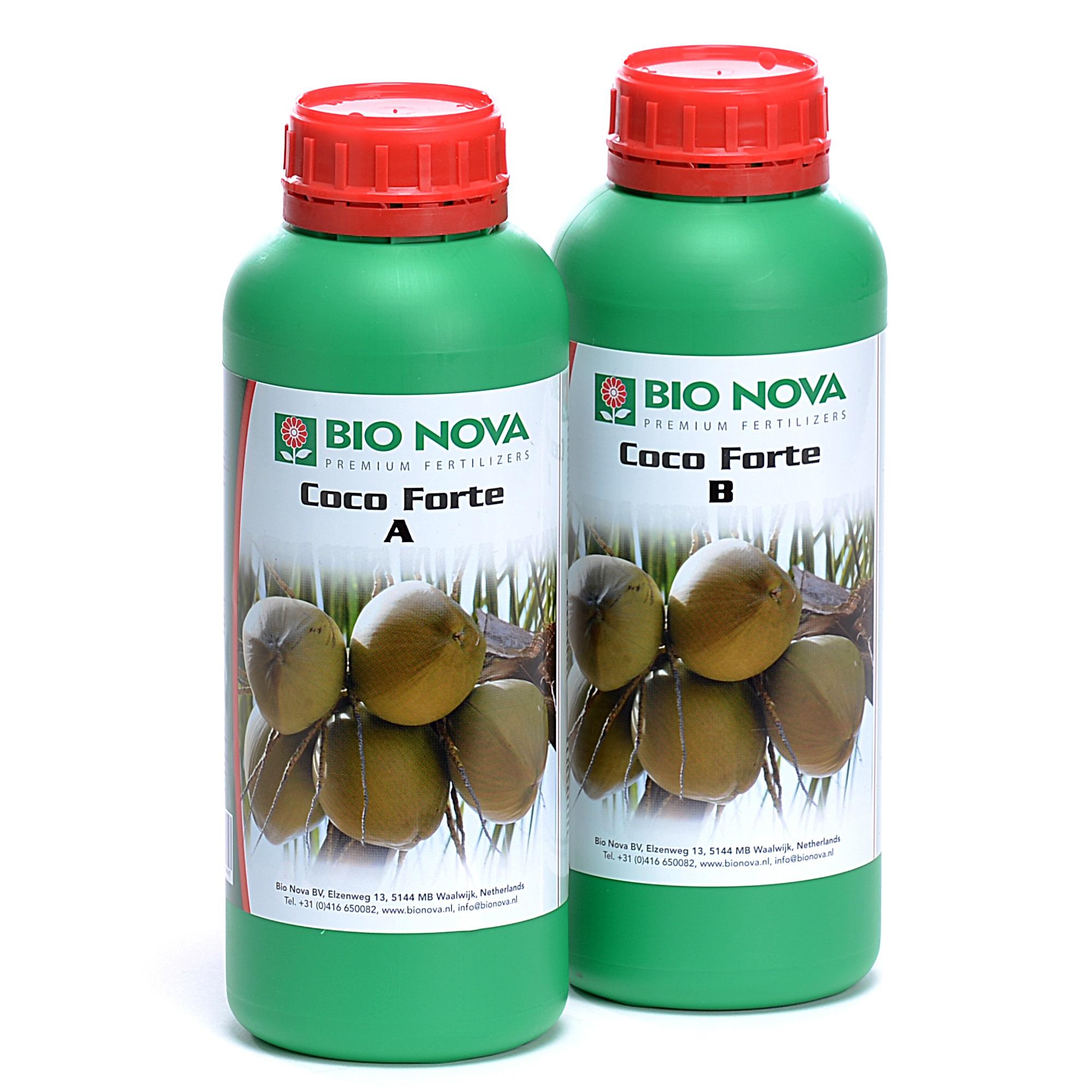 Bio Nova BN Coco Forte A+B Coco 1 Liter