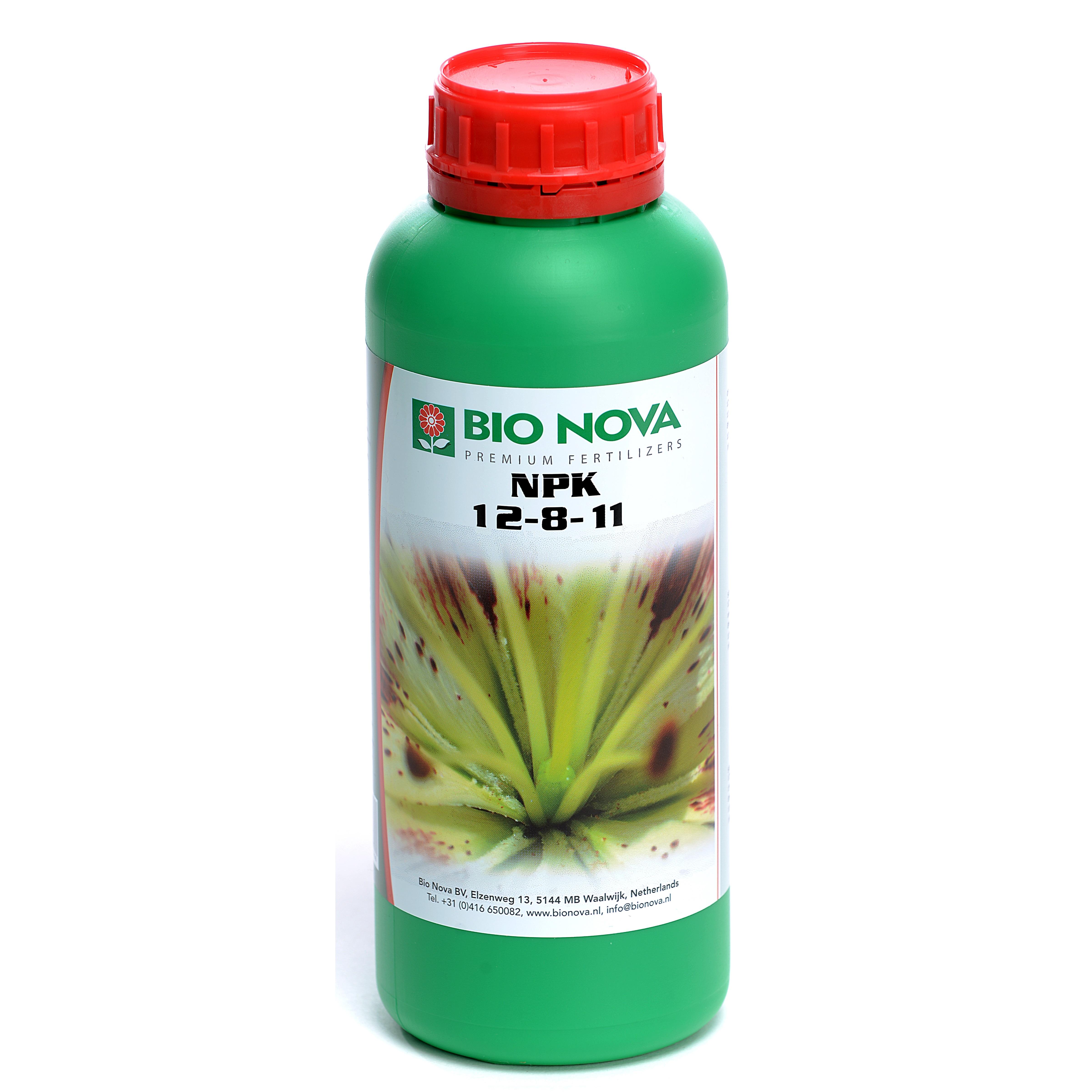 Bio Nova BN NPK 12-8-11 1 Liter