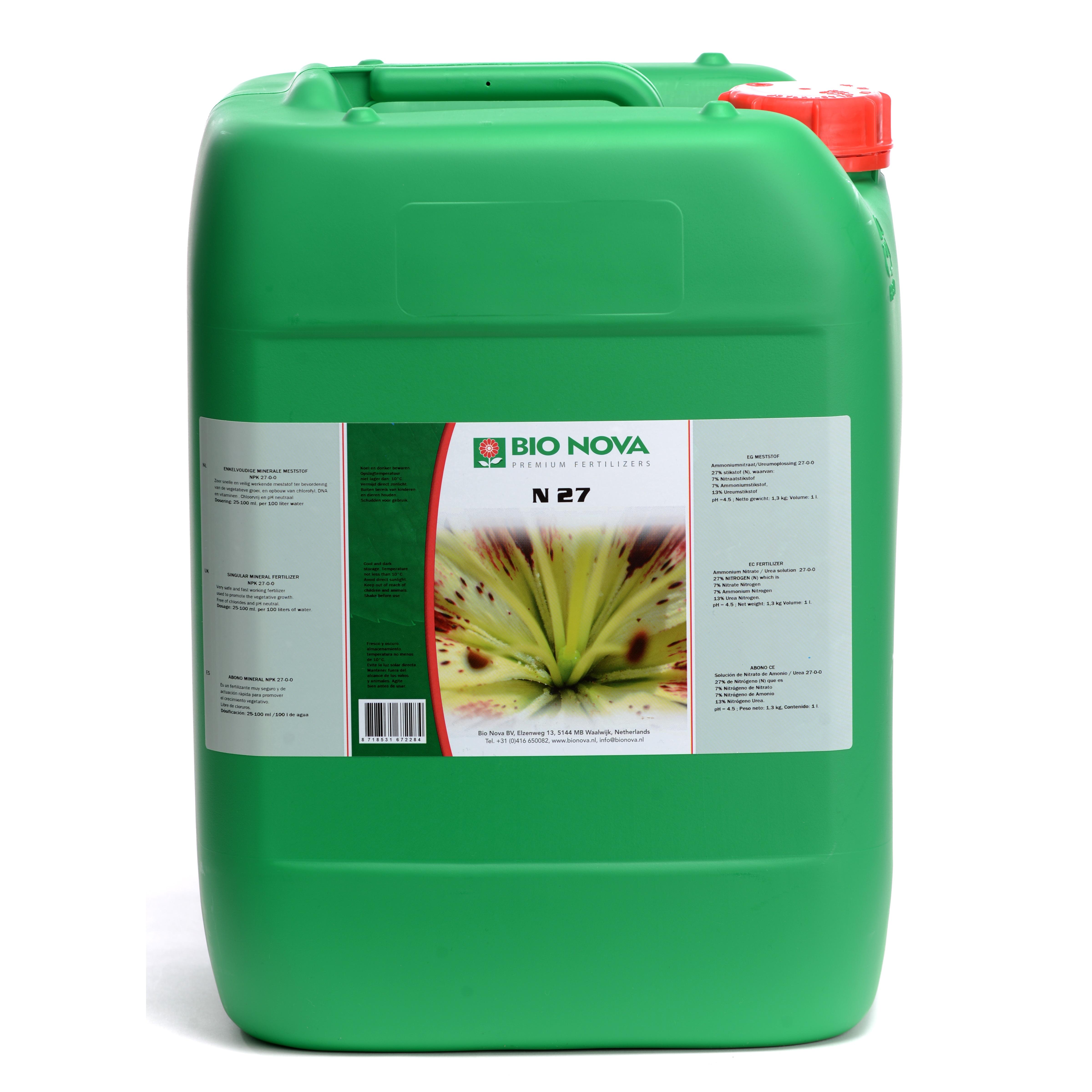 Bio Nova BN N 27 20 Liter