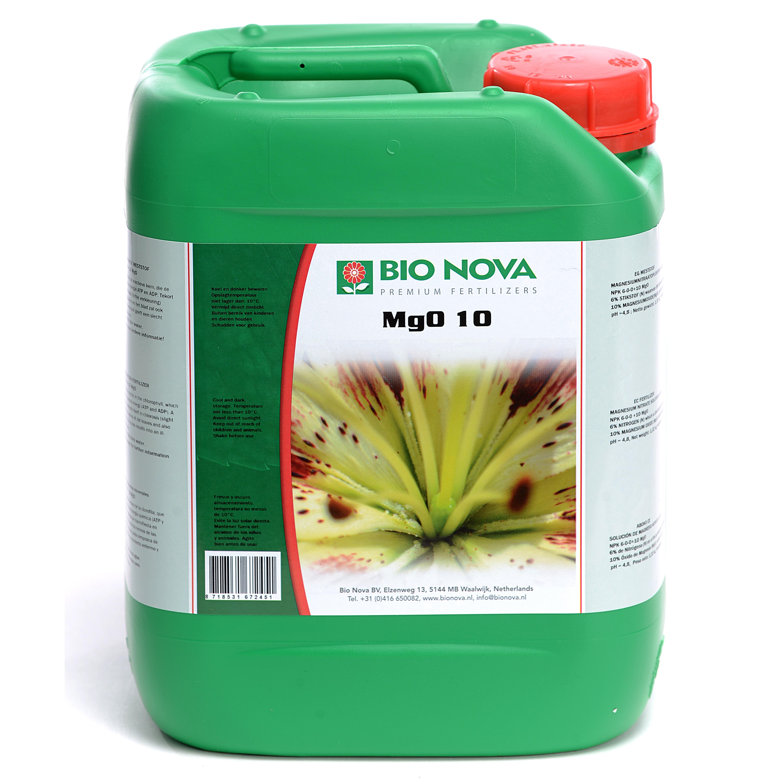 Bio nova BN MgO 10 5 Liter