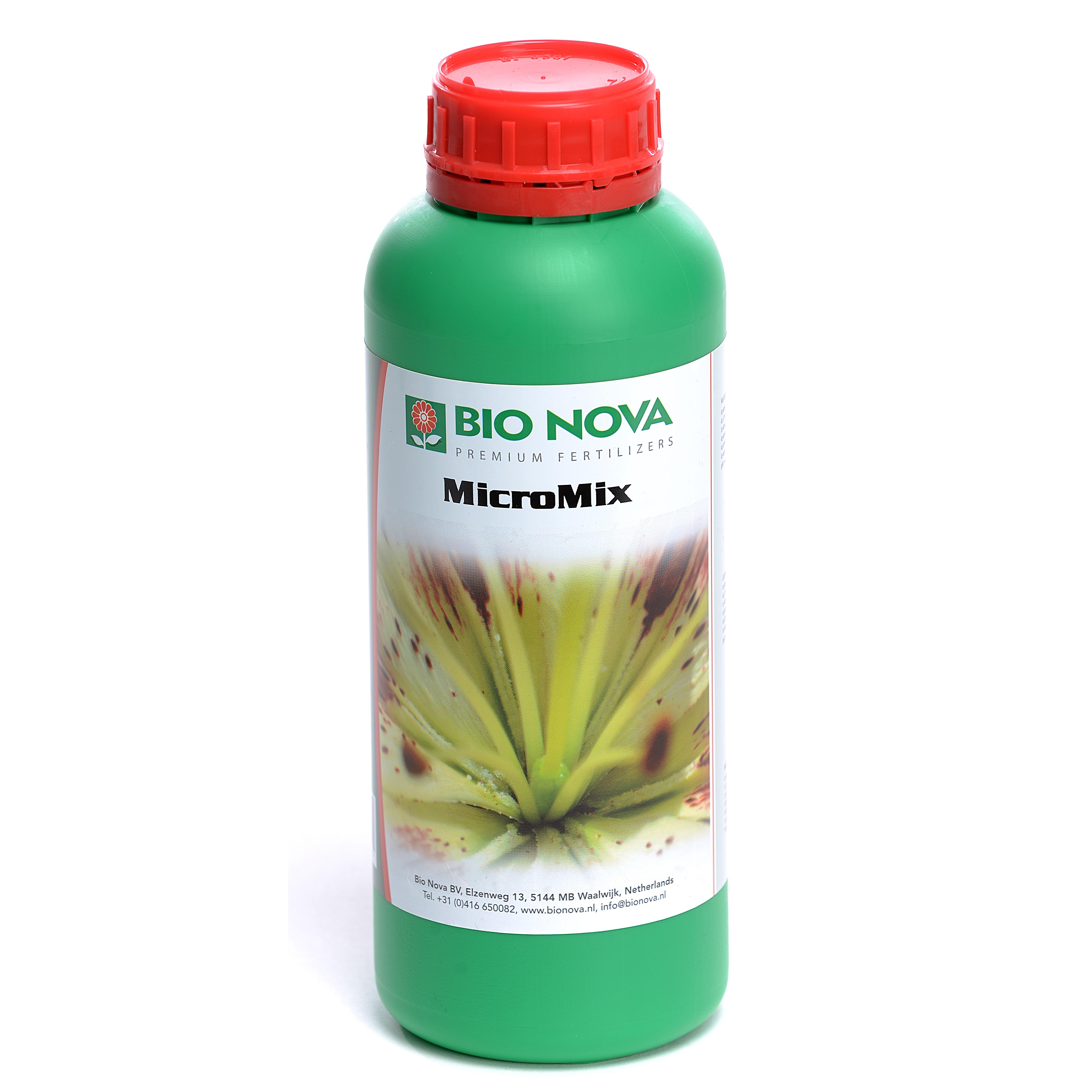 Bio Nova BN Micro Mix spoorelementen 1 liter