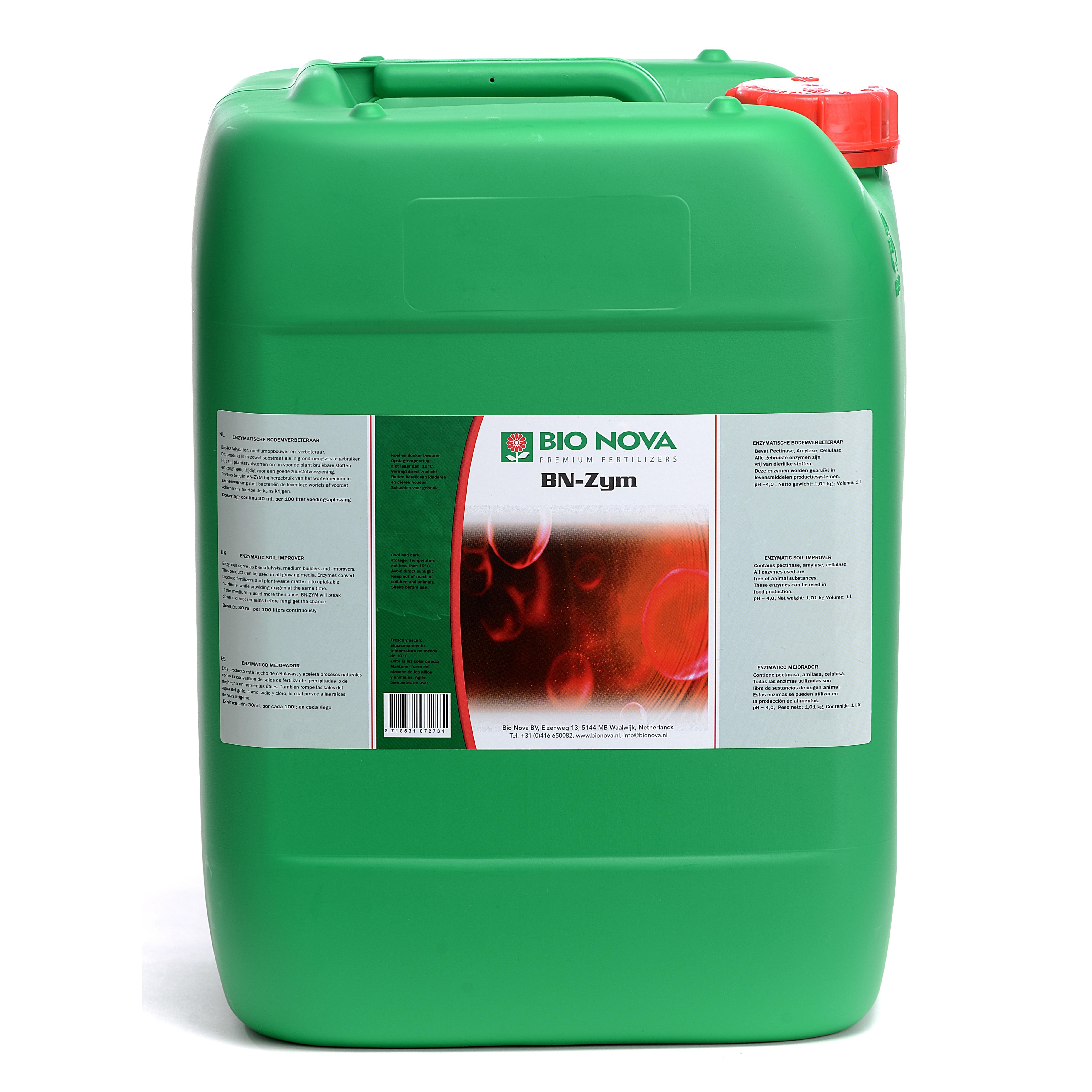 Bio Nova BN Zym 20 Liter