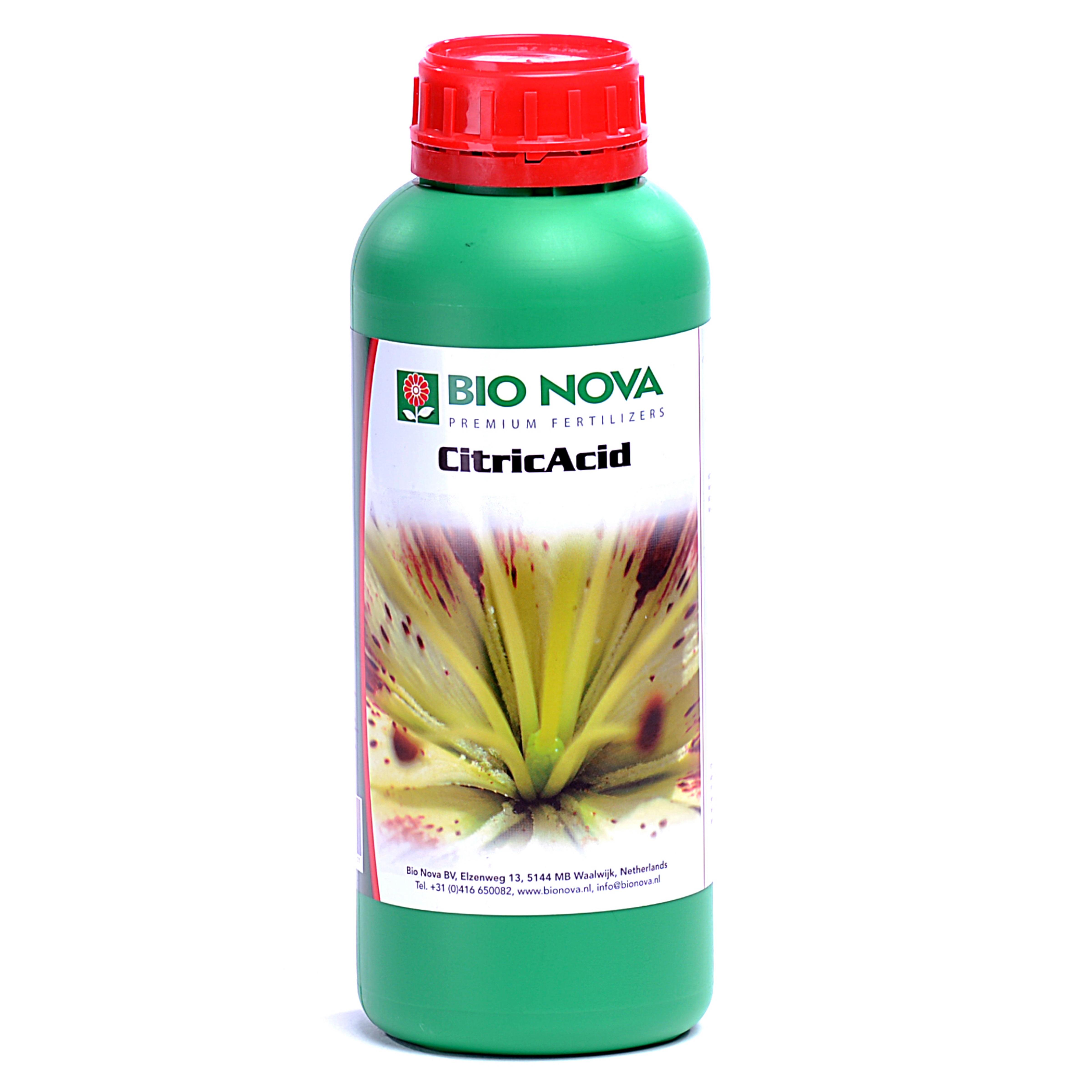 Bio Nova BN CitricAcid 50% 1 Liter