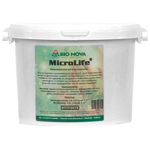 Bio Nova BN MicroLife 2kg