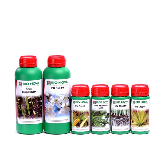 Bio Nova BN Dedicated Pack Soil Supermix