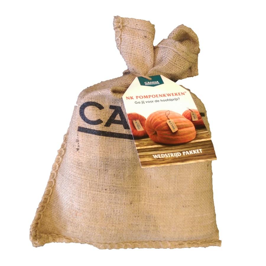 Canna Pompoen Startpakket