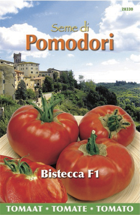 Buzzy pomodori bistecca f1 hybride zaden 028330 for Vijverfolie plakken