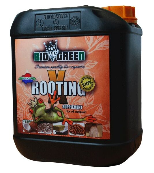Biogreen X Rooting 5 Liter